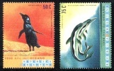 (013) Argentina / Argentine  Vögel / Birds / Oiseaux / Penguins / Pingouins / Dolphin / Dauphin  ** / Mnh Michel 2463-64 - Ohne Zuordnung