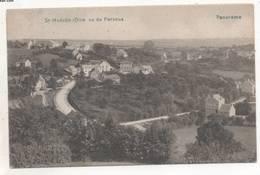 38858  -    Olne  St Hadelin  Vu Du  Farveux - Olne