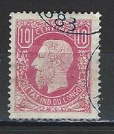 Kongo Freistaat Mi 2 Used - Belgian Congo
