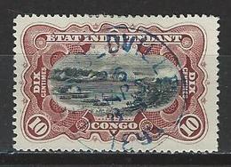 Kongo Freistaat Mi 15 Used - Congo Belga