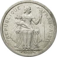 French Polynesia, Franc, 1965, Paris, TTB, Aluminium, KM:2 - French Polynesia