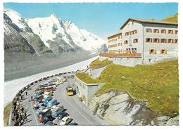 Parkplatz Franz Josefs Höhe Mit Schnellgaststätte Und Grossglockner - Verlag Glocknerwirt Nr. 361 - Austria