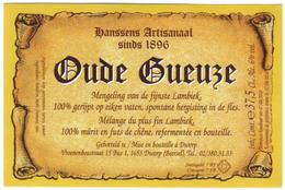 Etiket België 0557 - Bière