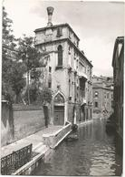 X3755 Venezia - Rio Delle Erbe - Palazzo Van Axel / Viaggiata 1957 - Venezia