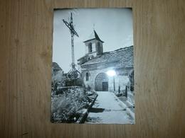 LE BRUEL    L'église - Autres Communes