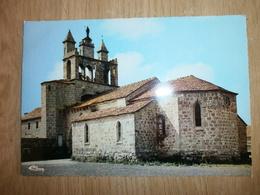 CHAUDEYRAC   L'église - Autres Communes