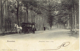 Ginneken Poney Tram Aarts Breda Hippomobile Postée De Breda - Pays-Bas