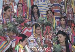 OAXACA/FIESTA DE LA GUELAGUETZA (dil397) - Mexique