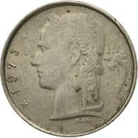 Belgique, Franc, 1973, TB+, Copper-nickel, KM:143.1 - 1951-1993: Baudouin I