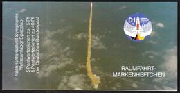 Germany 1975 / German Spacelab Mission / Space, Satellite, Shuttle / Markenheftchen, Booklet, Carnet MNH - [7] République Fédérale
