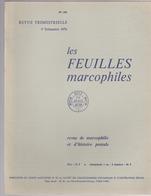 Les Feuilles Marcophiles - N° 206 32p. Voir Art. Scannés + Paimboeuf, Bateau à Vapeur, La Poste Européenne En Egypte .. - Tijdschriften: Abonnementen