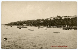 SOUTHEND ON SEA : THE CLIFFS - Southend, Westcliff & Leigh