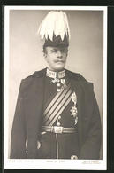 Pc Adel Von England, Duke Fo Fife In Uniform - Familles Royales