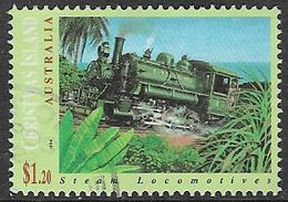 Christmas Island SG391 1994 Steam Locomotive $1.20 Good/fine Used [1/0289/6D] - Christmas Island