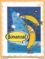 FRUIT AND VEGETABLES (BANANA) - BONANZA - OLYMPIC WINTER STAMPS 2017 (ECUADOR) / 01 - Fruits & Vegetables
