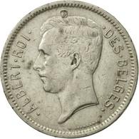 Belgique, 5 Francs, 5 Frank, 1931, TB, Nickel, KM:97.1 - 1909-1934: Albert I