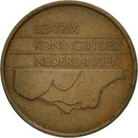 Pays-Bas, Beatrix, 5 Cents, 1991, TTB, Bronze, KM:202 - [ 3] 1815-… : Kingdom Of The Netherlands