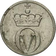Norvège, Olav V, 10 Öre, 1972, TTB, Copper-nickel, KM:411 - Norvège