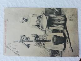 Mulheres Preparando Milho, S.Vicente, Cabo Verde - Cape Verde