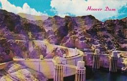 Nevada Hoover Dam 1964