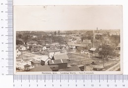 Farnham ~ Looking North ~ 1913 ~ Photo P. Larochelle ~ Regal Postal - Altri