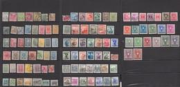 ##AT, Autriche, Austria, Vrac, 106 Timbres Différents, 106 Different Stamps, Aigle, Eagle - Lots & Kiloware (mixtures) - Max. 999 Stamps