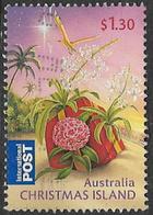 Christmas Island 2010 Christmas Sheet Stamp $1.30 Good/fine Used [16/14873/6D] - Christmas Island