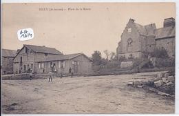 RILLY-PLACE DE LA MAIRIE - Francia