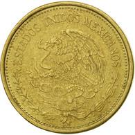 Mexique, 100 Pesos, 1990, Mexico City, TB, Aluminum-Bronze, KM:493 - Mexico