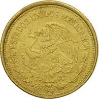Mexique, 100 Pesos, 1990, Mexico City, TB+, Aluminum-Bronze, KM:493 - Mexico