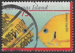 Christmas Island SG415 1995 Marine Life 75c Good/fine Used [4/4774/6D] - Christmas Island