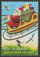 Christmas Island 2016 Christmas 65c Sheet Stamp Good/fine Used [38/31202/ND] - Christmas Island