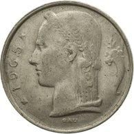 Monnaie, Belgique, 5 Francs, 5 Frank, 1965, TB+, Copper-nickel, KM:135.1 - 1951-1993: Baudouin I