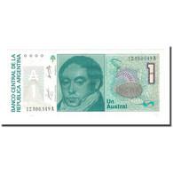 Billet, Argentine, 1 Austral, Undated (1985-89), KM:323a, NEUF - Argentine
