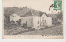 Jura TOULOUSE Maison Commune L'église Et Les Ruines - Autres Communes