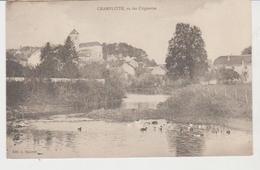 Haute Saône CHAMPLITTE Vu Des Crignottes - Sonstige Gemeinden