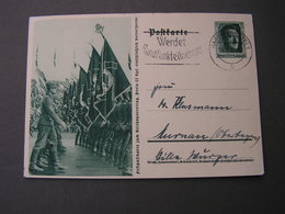 DR Bildkarte 1937 - Germania