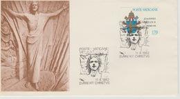 18 / 8 / 49. - Enveloppe  Ier. Jour, Tampon Du 11 / 4 / 1982 - Italie