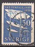 Schweden  (1959)  Mi.Nr.  446  Gest.  / Used  (12bc21) - Schweden