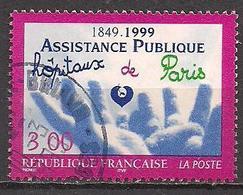 Frankreich  (1999)  Mi.Nr.  3357  Gest. / Used  (12bc23) - Frankreich