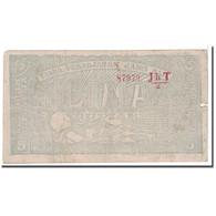 Billet, Indonésie, 5 Rupiah, 1948, 1948-01-01, KM:S189a, TTB - Indonésie