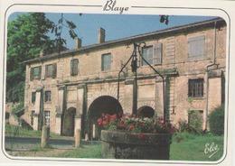 Cpm 33 Blaye - Intérieur De  La Citadelle - Blaye
