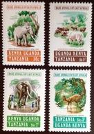 Kenya Uganda Tanzania 1975 Rare Animals MNH - Zonder Classificatie