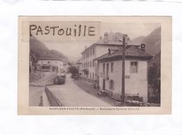 (CPA : 14 X 9)  -  SAINT-JEAN-D'AULPH  -  Boulangerie-Epicerie  CULLAZ - Sonstige Gemeinden