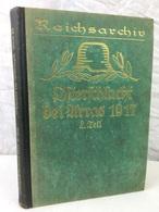 Die Osterschlacht Bei Arras 1917; II. Teil Zwischen Scarpe Und Bullecourt. - 4. 1789-1914