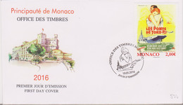 Cinéma : Monaco Rend Hommage 19-05-2016 Les Ponts De Toko Ri William Holden Grace Kelly Fredric March - Kino