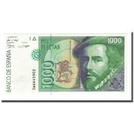 Billet, Espagne, 1000 Pesetas, 1992-10-12, KM:163, NEUF - [ 4] 1975-… : Juan Carlos I