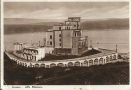 DURAZZO VILLA MBRETNORE - VIAGGIATA 1940   (115) - Albania