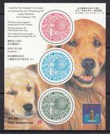 New Zealand MNH Michel Nr Block 41 / From 1994 / Catw 7.00 EUR - Blokken & Velletjes