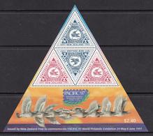 New Zealand MNH Michel Nr Block 65 / From 1997 / Catw 10.00 EUR - Blokken & Velletjes